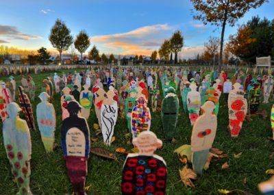 Somme En Masse –National Memorial Arboretum