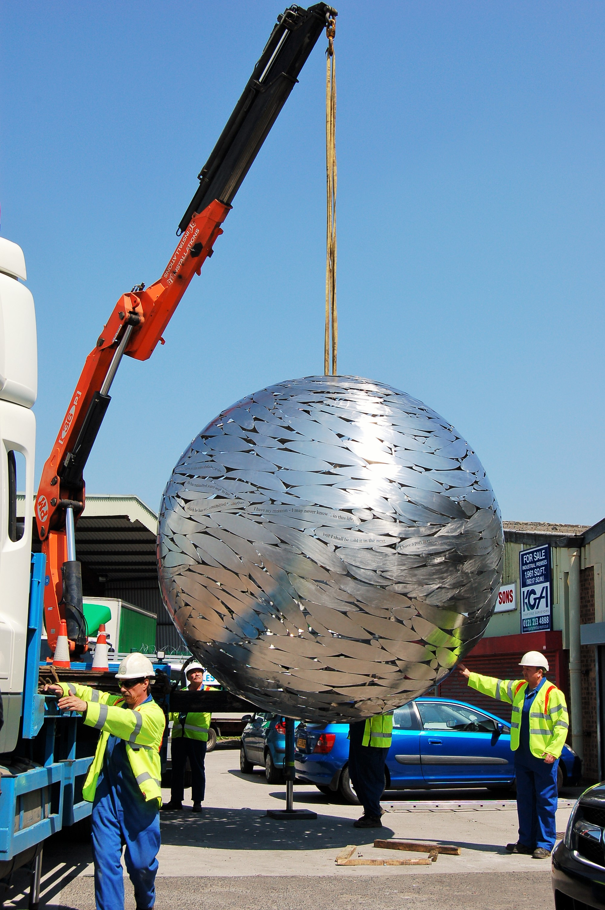 Newman Globe (4)