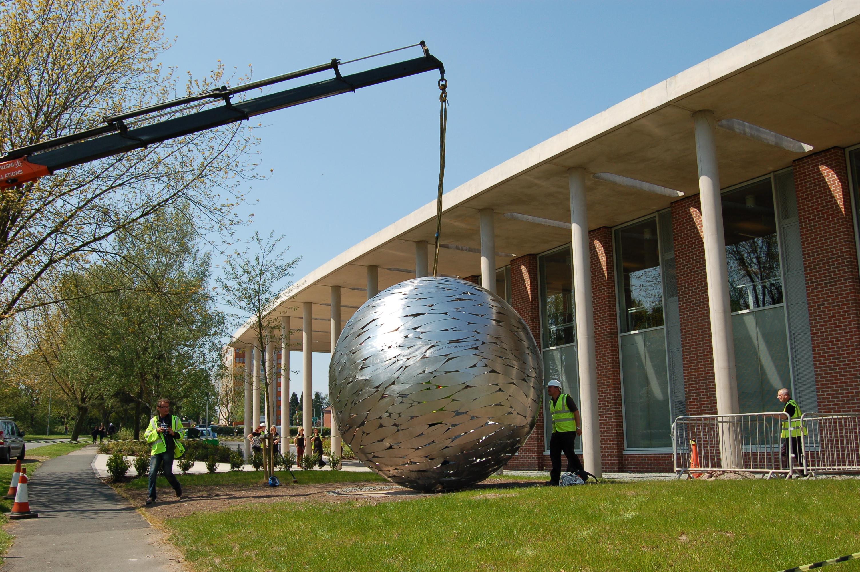 Newman Globe (5)