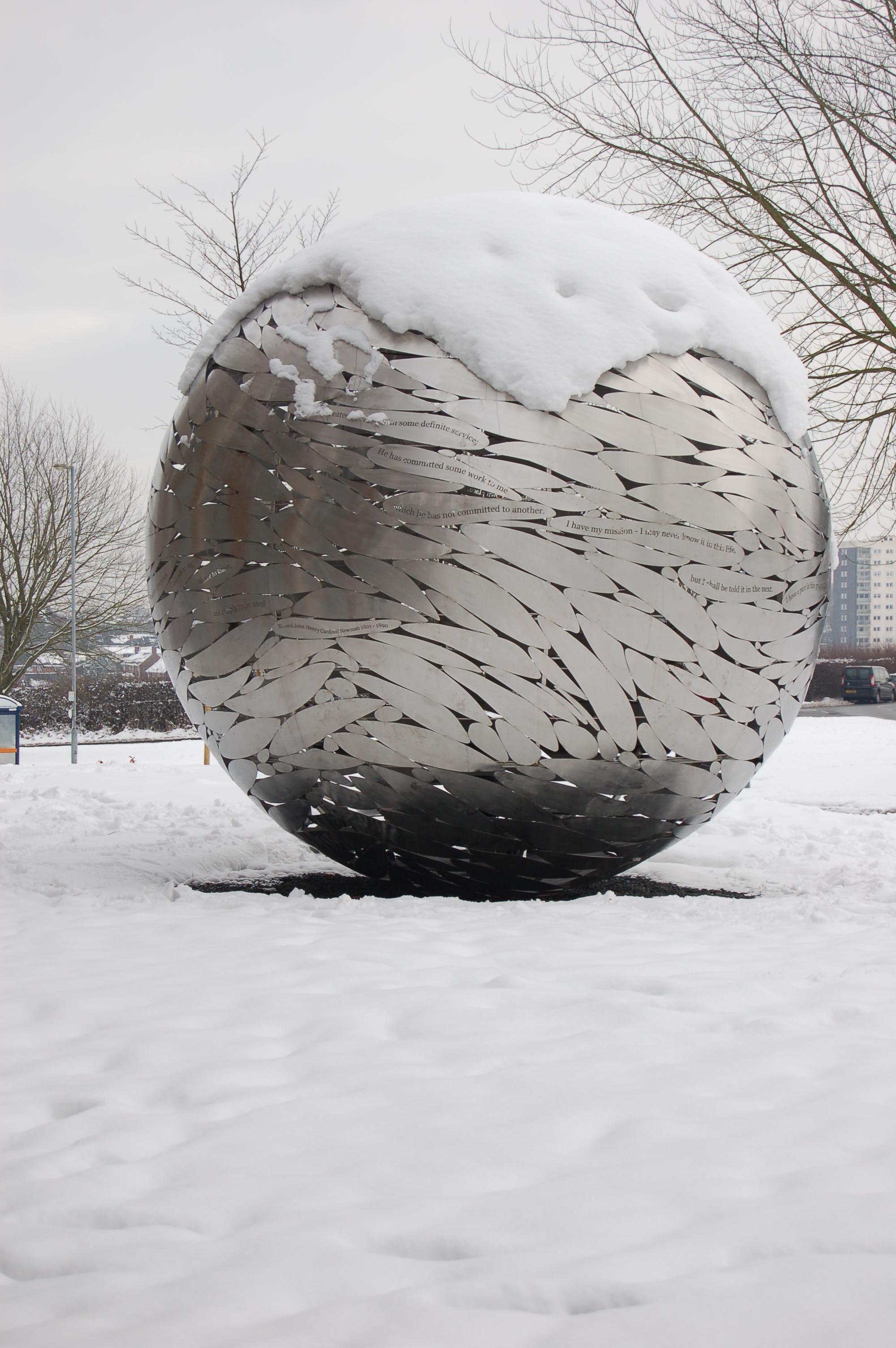 Newman Globe (7)