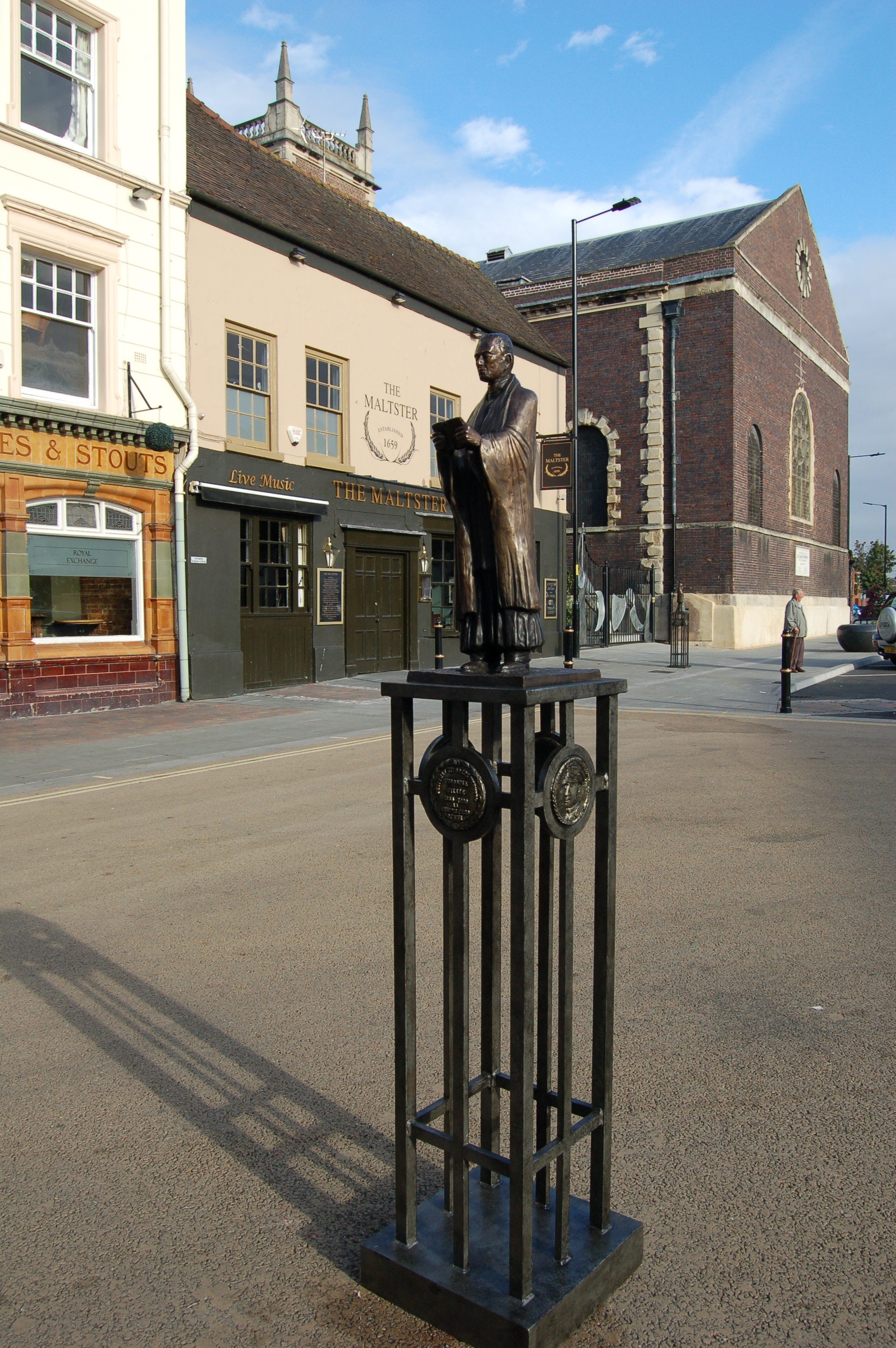 Sculptural Bollards (11)
