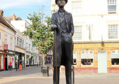 Sculptural Bollards – Worcester