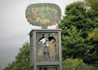 Chuckery Pocket Park – Walsall