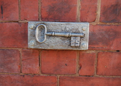 Looking Through the Key Hole – Willenhall