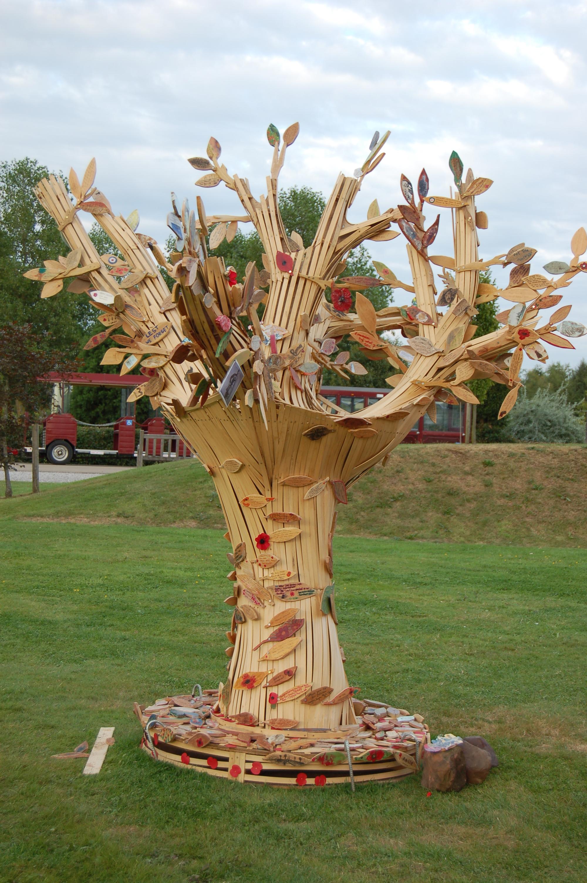 Memory Tree NMA (2)