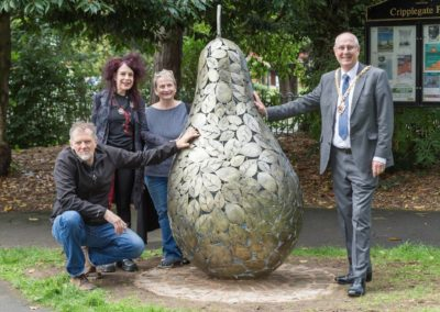 Apples and Pears – Telford