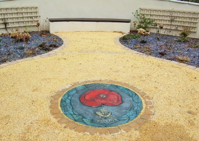 Peace Garden – Walsall Arboretum