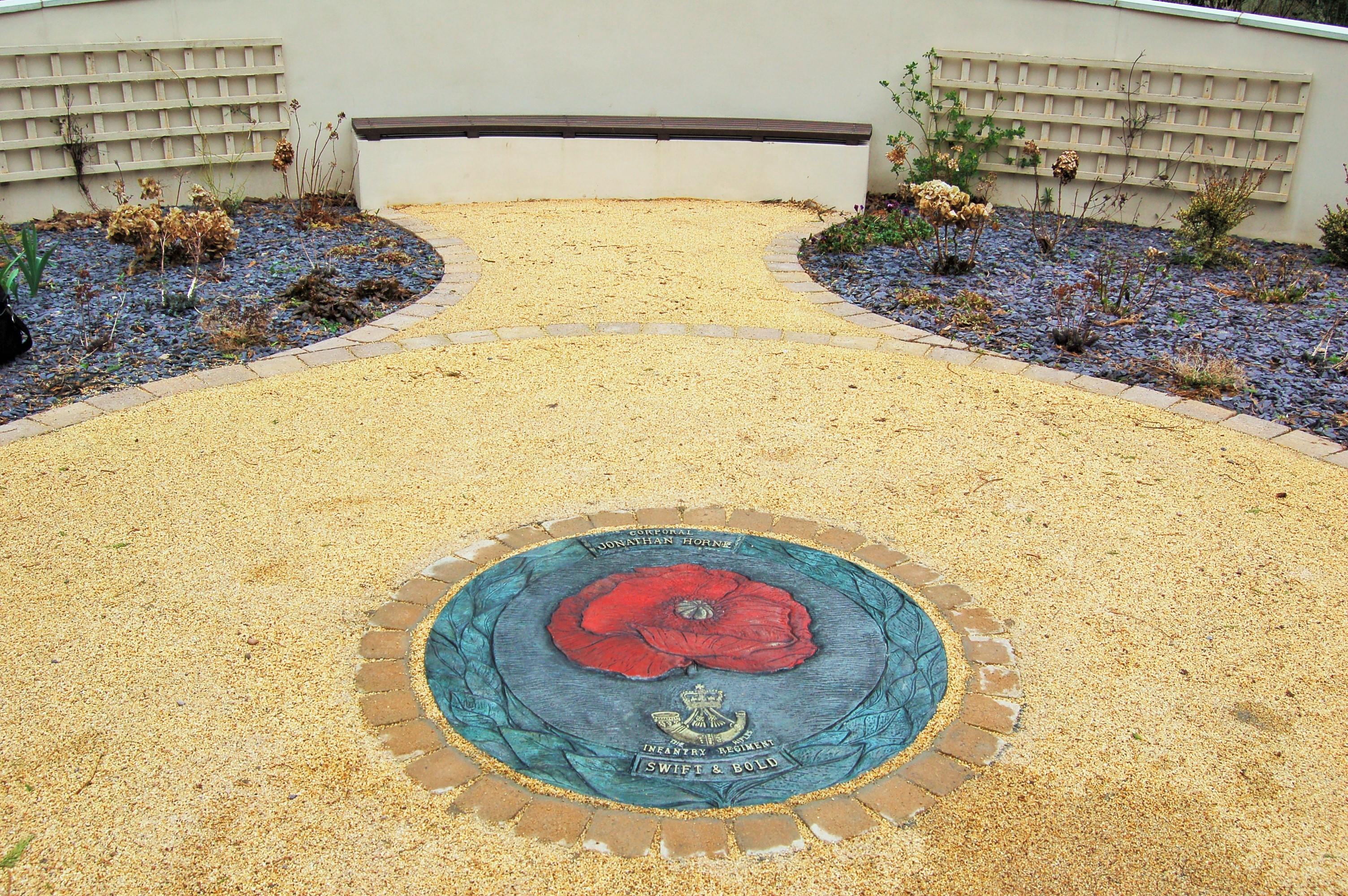 Peace Garden - Walsall Arboretum (1)