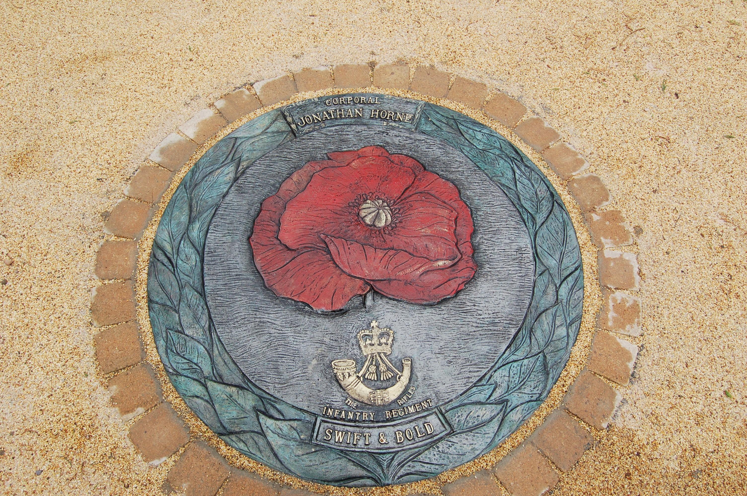 Peace Garden - Walsall Arboretum (3)