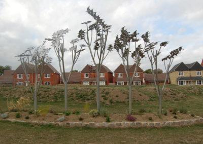 Murmuration of Starlings – Oxford