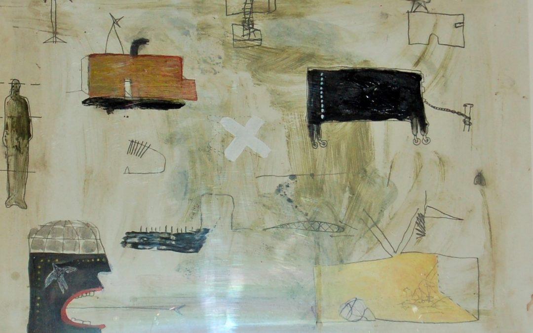 Ron Thompson – Paintings