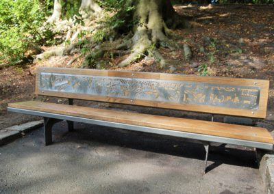 Benches – Willenhall Memorial Park