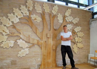Peace Tree – Willenhall Memorial Park