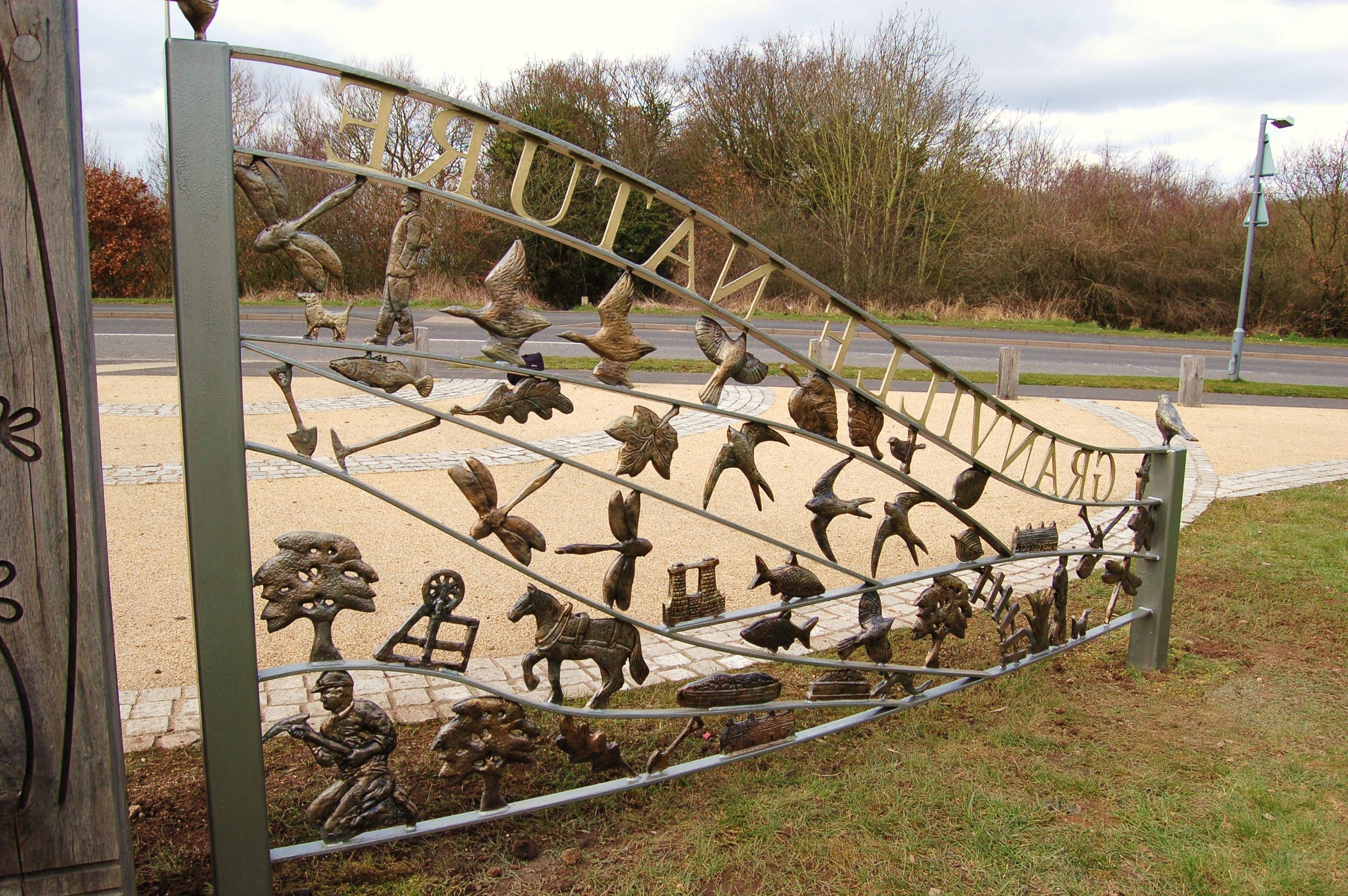 Time - Granville Park Telford (1)