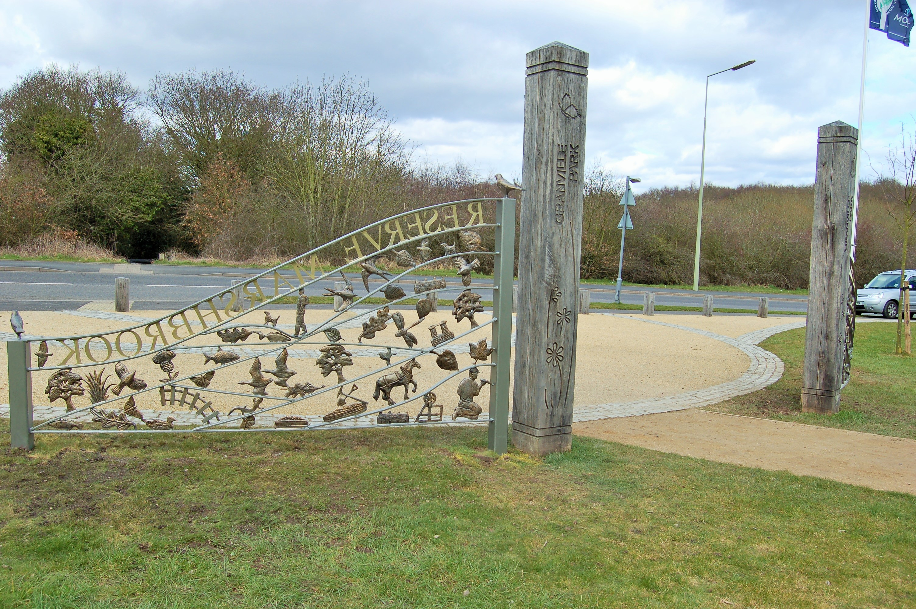 Time - Granville Park Telford (4)