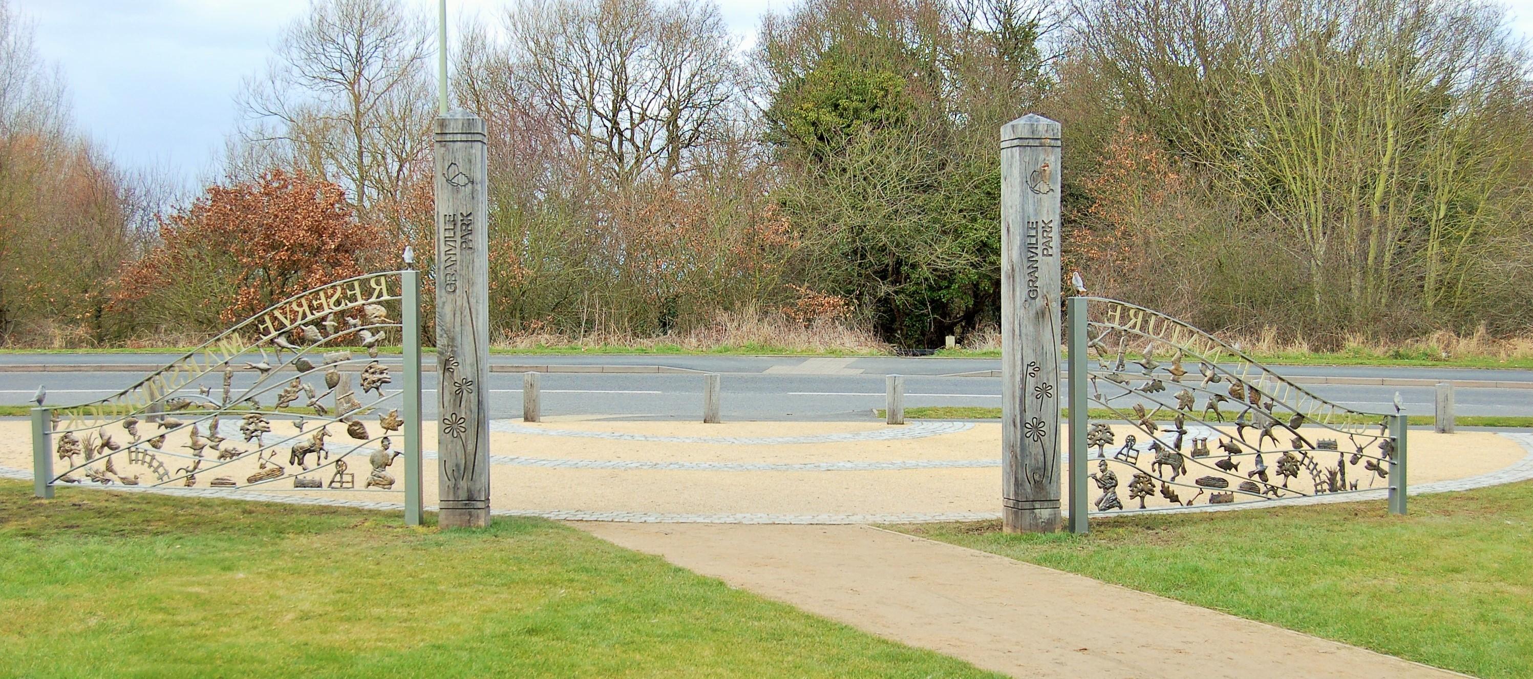 Time - Granville Park Telford (5)