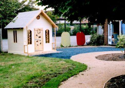 Sure Start Garden –Wolverhampton & Walsall