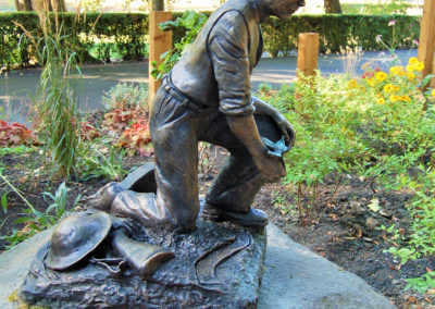 Returning – Willenhall Memorial Park