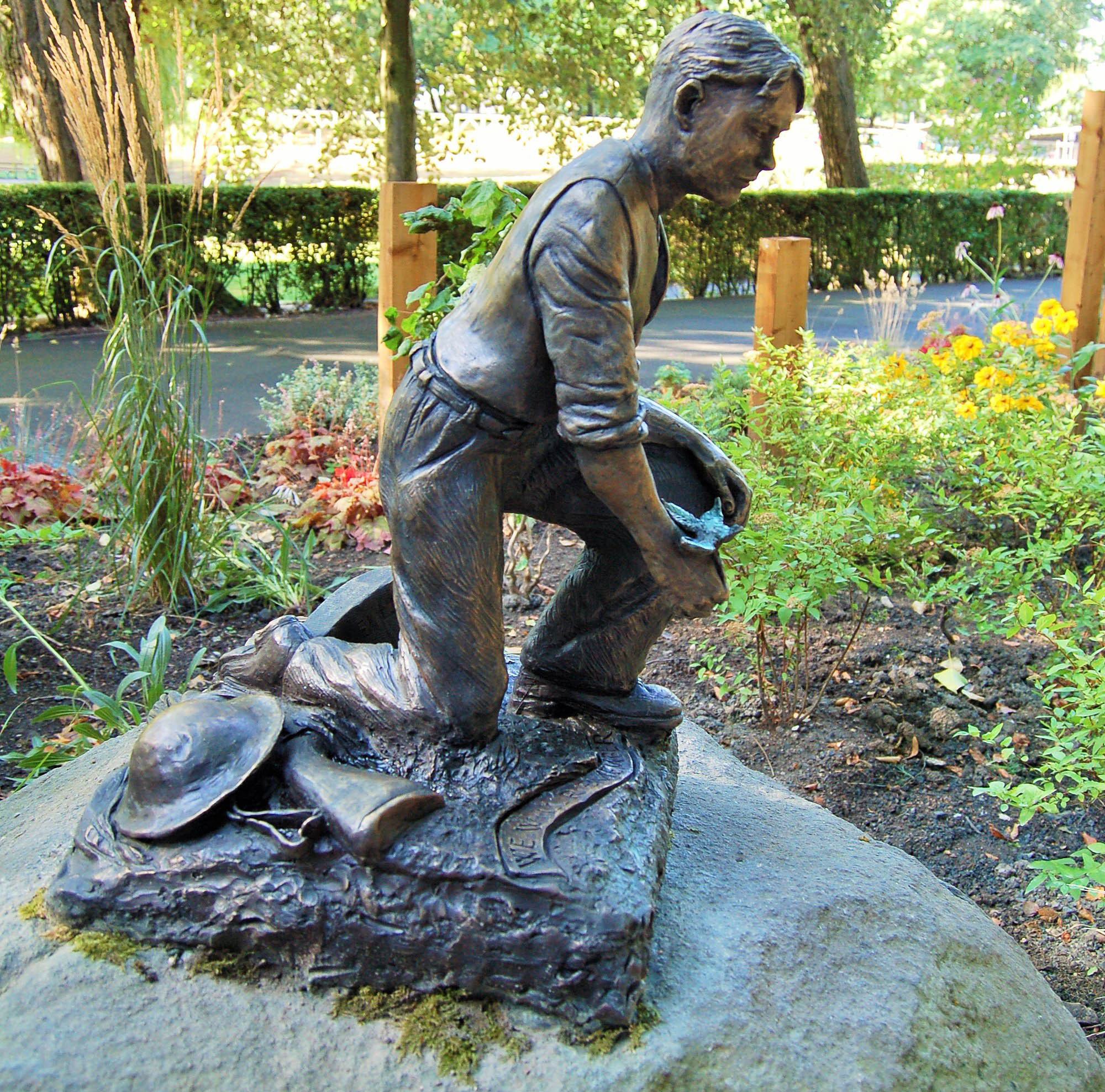 Returning - Willenahll Memorial Park (1)