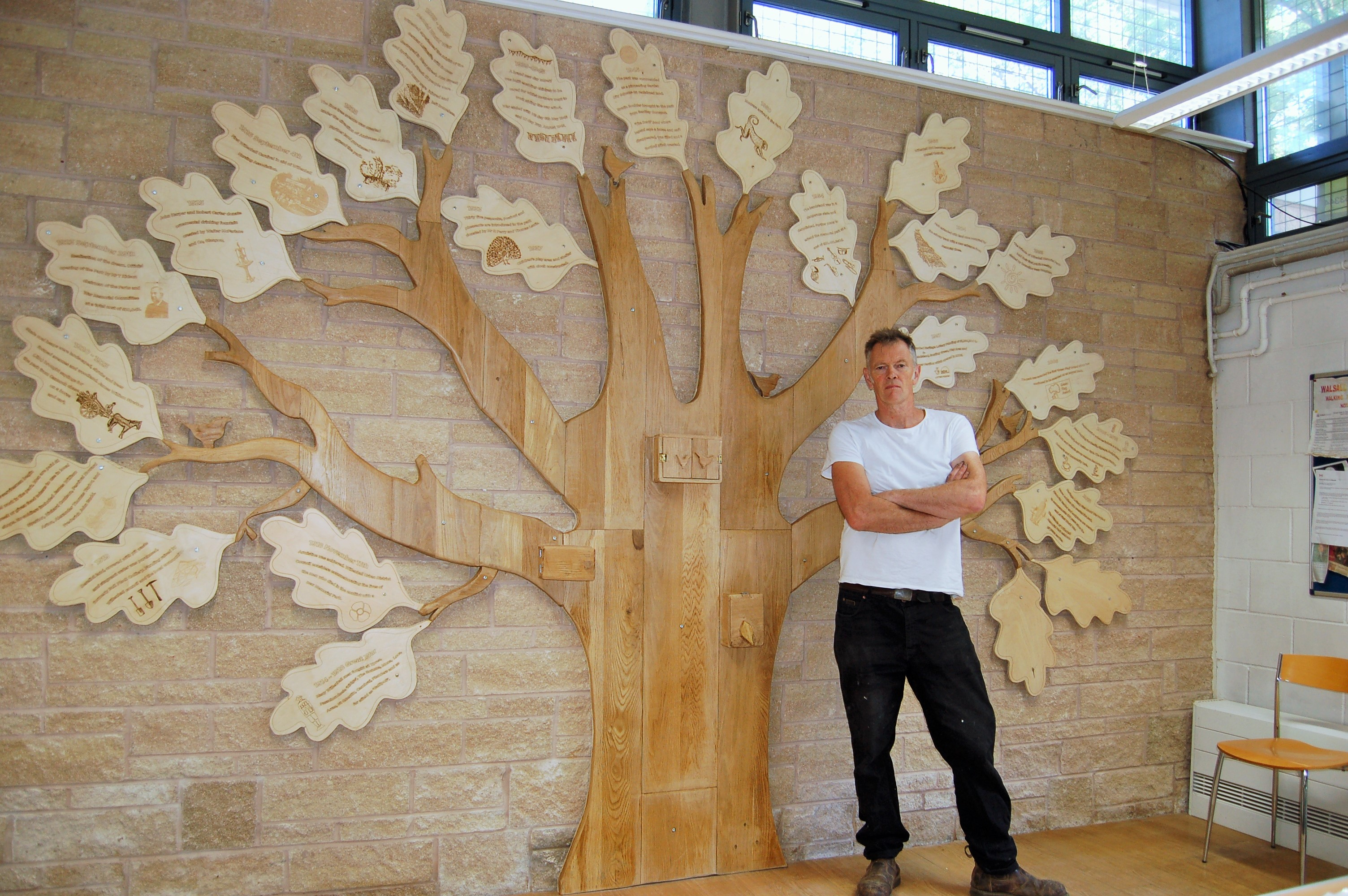 Willenhall Memorial Park - Peace Tree (1)
