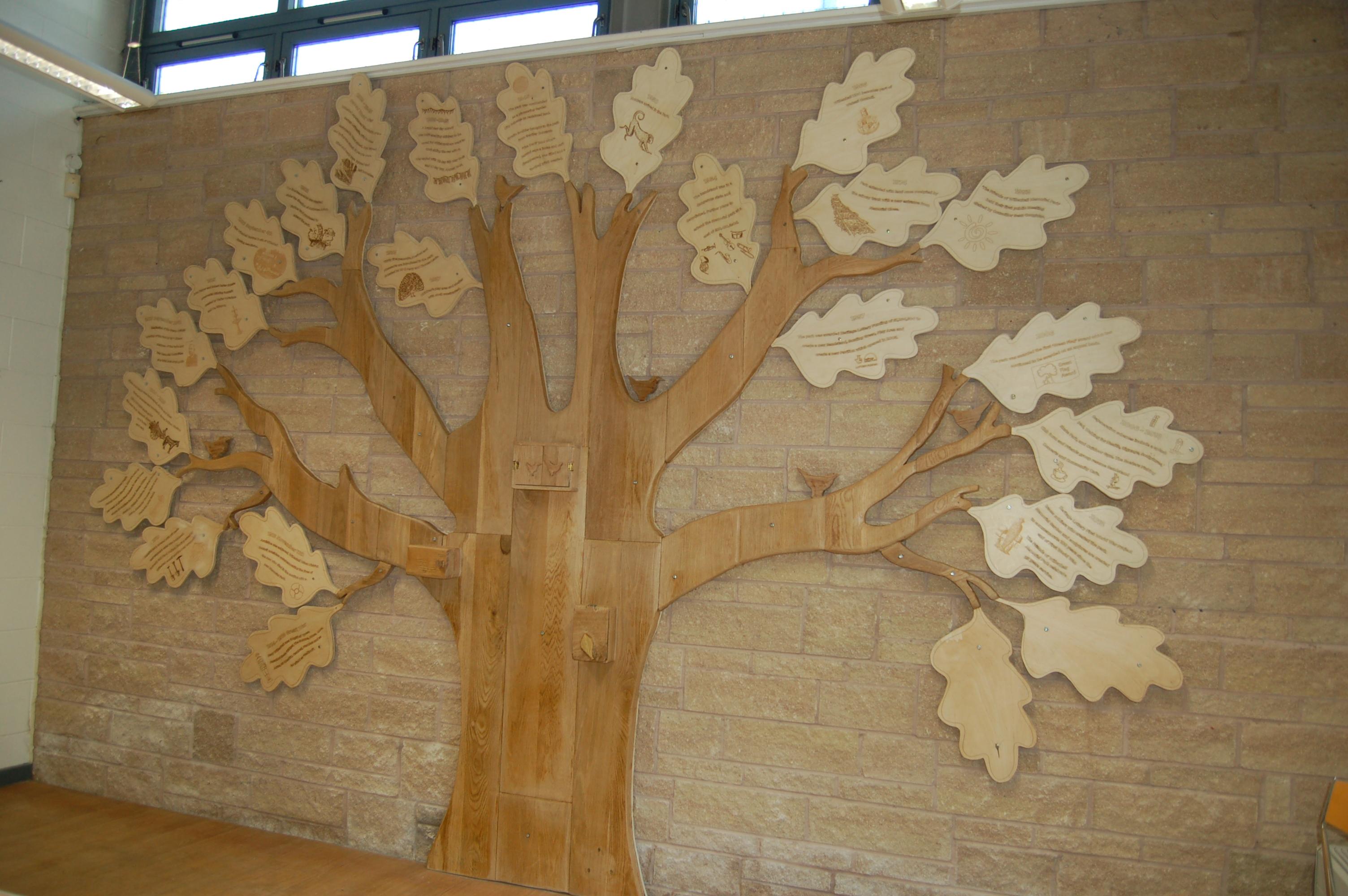 Willenhall Memorial Park - Peace Tree (4)